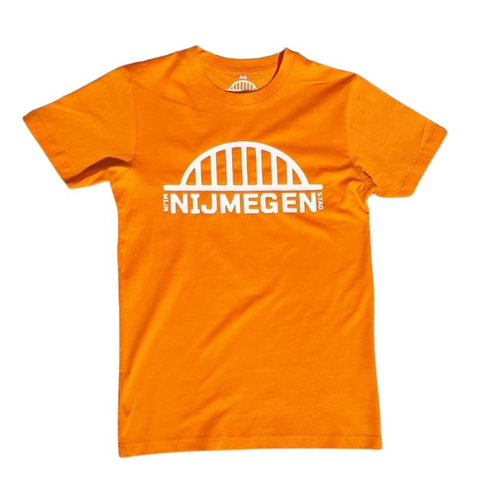 Nijmegen mijn stad -oranje shirt