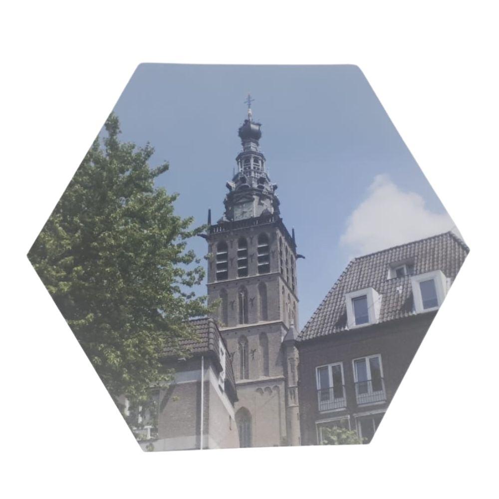 Sint stevens Nijmegen mijn stad hexacon