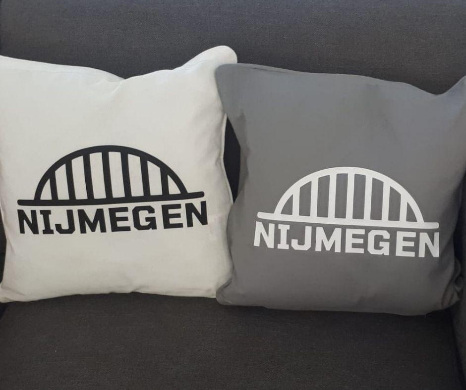 Nijmegen kussen