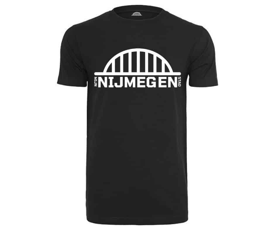 Nijmegen mijn stad shirt zwart